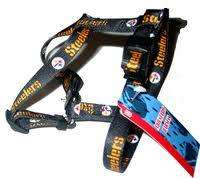 NFL Pittsburgh Steelers Sports Pet Dog Harnesses (all)