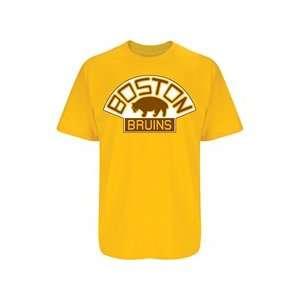 Old Time Hockey Boston Bruins Vintage Big Logo T shirt   Boston Bruins