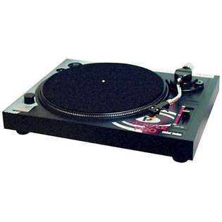 Pyle PLTTB1 Professional Belt Drive Manual Turntable at