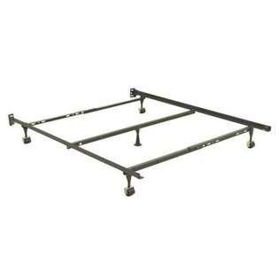 Leggett and Platt Bed Frames Adjustable Full/Queen Sturdy Metal Bed