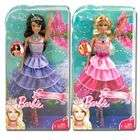fermi Mattel, Barbie Sparkle Lights Princess Doll Case Pack 6