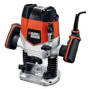 10 Amp Variable Speed Plunge Router  Black & Decker Tools Portable