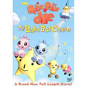 Rolie Polie Olie The Baby Bot Chase (Full Frame) Movies