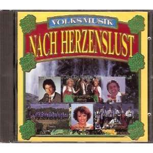 Volksmusik nach Herzenslust Folge 1: Various, Uschi Bauer, Max Greger