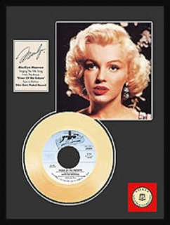 Marilyn Monroe Framed Memorabilia at AllPosters