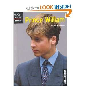 Prince William (High Interest Books Celebrity BIOS) [Library Binding