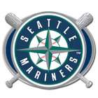 Siskiyou Seattle Mariners Mlb Logo Hitch Cover