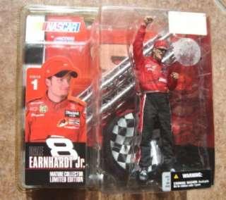 Dale Earnhardt Jr. NASCAR Series 1 McFarlane Figure NIB