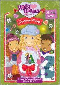 Holly Hobbie & Friends Christmas Wishes (DVD)