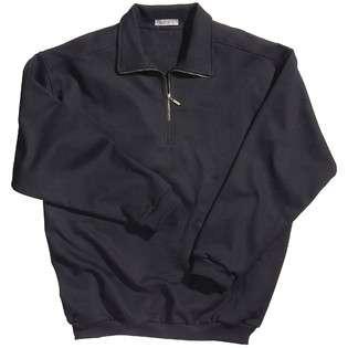 Classic Fleece Half Zip Sweatshirt  Ash City Clothing Mens Outerwear