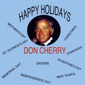 Happy Holidays Don Cherry Music