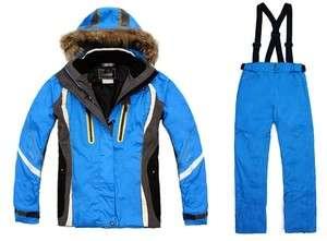 BNWT Women Ski/Snowboard Waterproof Warm Technical Jacket+Pant/Suit