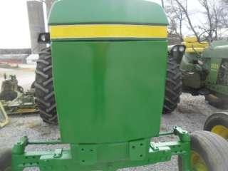 Original John Deere 4430 Fuel Tank AR63886