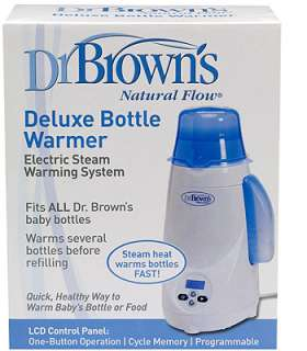 Dr. Browns BPA Free Natural Flow Deluxe Bottle Warmer   Dr. Browns
