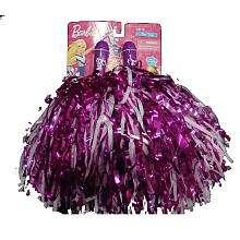 Up Cheerleader Pom Poms   Pink & White   Creative Designs