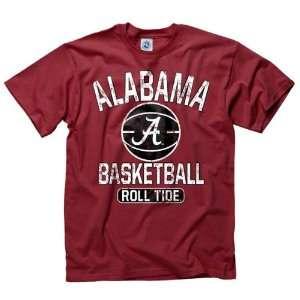 Alabama Crimson Tide Cardinal Youth Ballin T Shirt