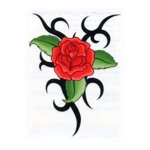 Rose Thorns Temporaray Tattoo: Toys & Games
