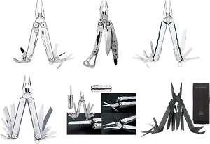 LEATHERMAN Multi Purpose Small Pocket Size Knife Tools