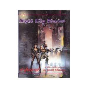 Night City Stories Atlas Games 1992  Charting New Realms
