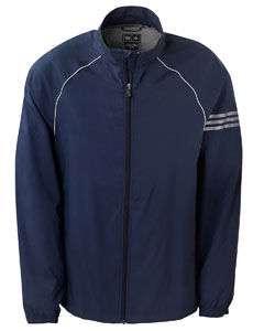 Adidas Golf Mens Size ClimaProof Windshirt Shirt Jacket