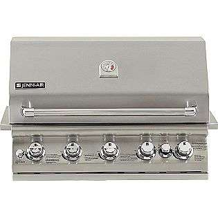 Jenn Air 5 Burner Dual Energy Built In Gas Grill  Outdoor Living