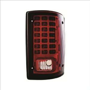IPCW Red Led Tail Lights (1 Pair) 95 06 Ford Econoline Automotive
