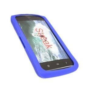 SoftSkin BLUE Silicone Case Cover Skin for Dell Streak Electronics