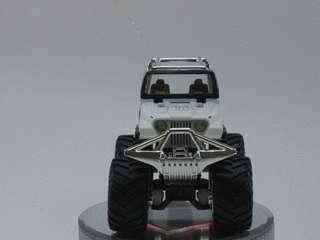 43 Mini RC Radio Remote Control Pickup Monster Truck 9101 4 2008B4