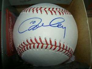 RON CEY AUTOGRAPH SIGNED MLB BASEBALL DODGERS