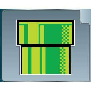 SEWER PIPE from Super Mario Bros. vinyl decal sticker