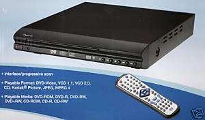 Region Free Multi System DVD player (PAL / NTSC) NEW