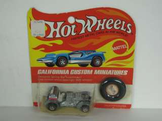 Hot Wheels Redline Special Delivery BP