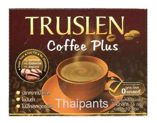Truslen Coffee Plus Sugar Free and No Cholesterol