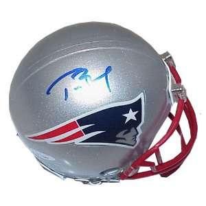 Tom Brady Mini Replica New England Patriots Helmet
