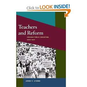 eachers and Reform Chicago Public Educaion, 1929 70 (Working Class