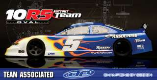 Team Associated RC10R5 Oval Factory Team Kit #ASC8021