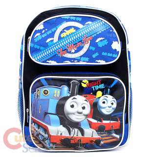 Thomas Tank Engine w/James School Backpack 14 Medium Bag |