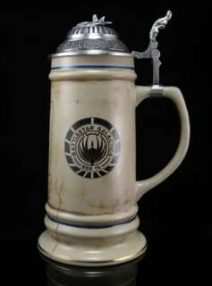 Battlestar Galactica Top Gun Stein 11 Scale Replica *New*