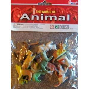 The World of Animal (Assorted) Toys & Games