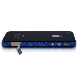 iPhone 4S Sparkling Glitter Vinyl Antenna Wrap for AT&T