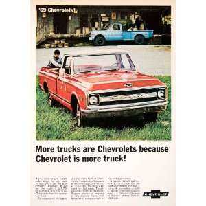Pickup Truck Engine Market   Original Print Ad