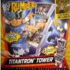WWE Titantron Tower Playset   WWE Rumblers Toy Wrestling Action Figure