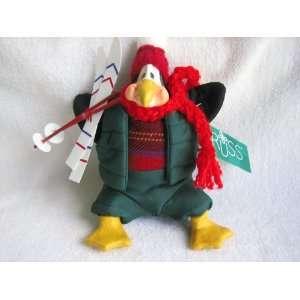 Igloo Penguin Skiier Bean Bag 6 Plush Toys & Games