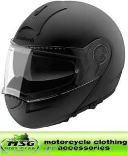 SCHUBERTH S2 MOTORCYCLE HELMET MATT BLACK XL