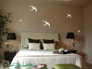 Flying Birds Wall Art Home Decor Decal Sticker 460