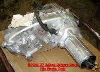 NP241 Transfer Case Chevy GMC Truck 88 89 90 91 92 700R4