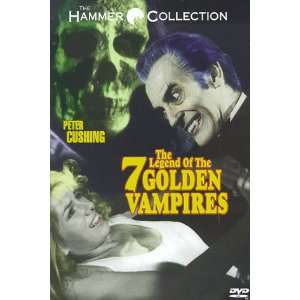 Seven Golden Vampires & Seven Bros: Peter Cushing, David Chiang, Julie