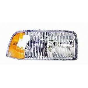 94 97 GMC S15 / Sonoma Pickup Headlight (Passenger Side) (1994 94 1995