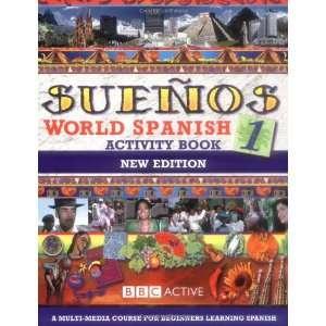 Suenos World Spanish 1 Activity Book (English and Spanish