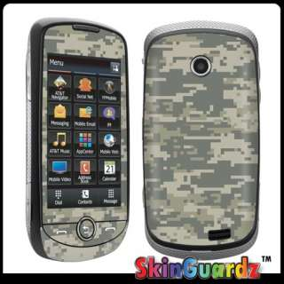 ACU Camo Vinyl Case Decal Skin To Cover Your Samsung Solstice II 2